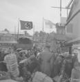 Viimeisen inkeriläisryhmän siirto Suomeen. Paltiskin satama 18.6.1944.png