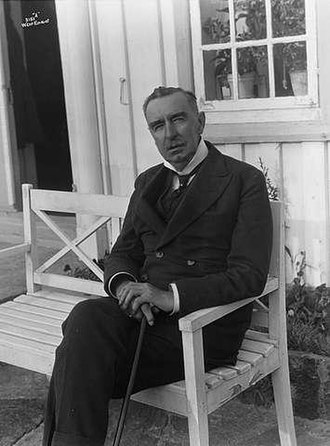 1933 in Norway - Vilhelm Krag in 1929