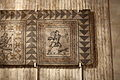 Villa Armira - Central Floor Mosaic in the National Historic Museum Sofia PD 2012 38.JPG
