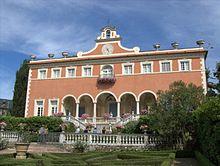Villa Malaspina di Caniparola (Fosdinovo), la più bella della Lunigiana
