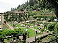 Villa san michele, giardino est 14.JPG