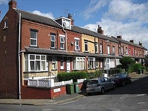 Burley, Leeds - Village Terrace