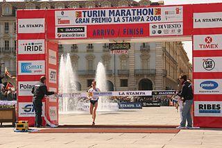 Turin Marathon marathon