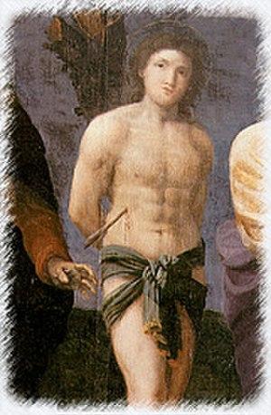 Vincenzo Ansaloni - Martyrdom of St. Sebastian