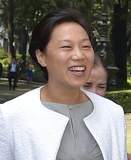 Priscilla Chan American pediatrician and philanthropist