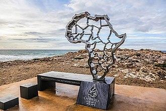 Ras ben Sakka - Image: Visite du Cap Angela, le point le plus septentrional de l'Afrique (Wiki Indaba 2018) 12