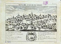 Sanlúcar la Mayor - Wikipedia, la enciclopedia libre