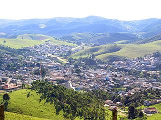 Salesópolis Municipality in Southeast, Brazil