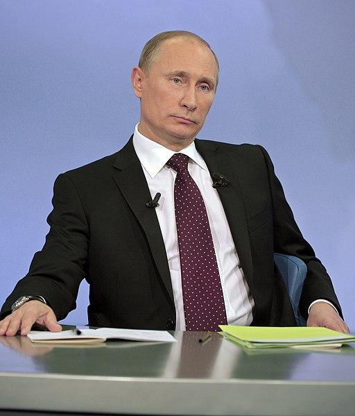 Vladimir Putin 12018