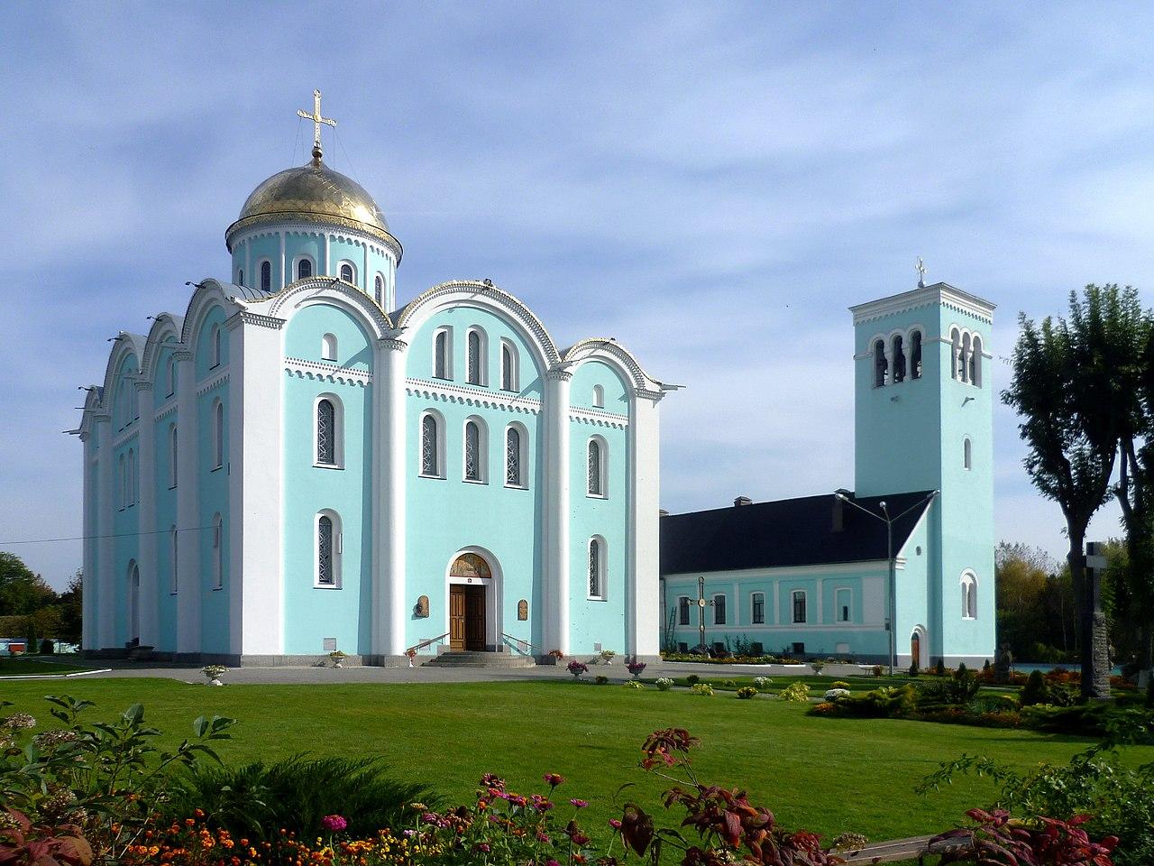 Успенский собор, построен в 1160 году