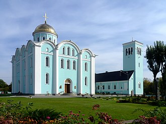 Volodymyr-Volynskyi - Dormition of the Theotokos Cathedral (Russian Orthodox Church)
