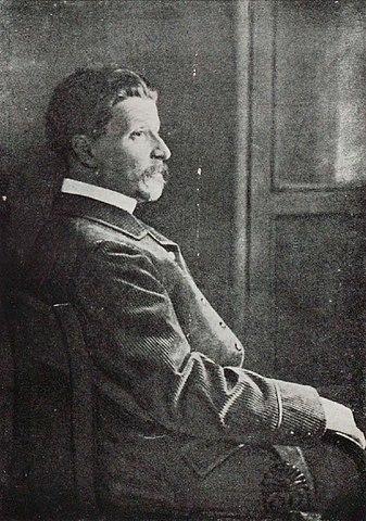 Врубель в 1898 году