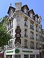 Vue 5 des 2 façades de l'immeuble rues Bérard et Gillet Saint Etienne.jpg