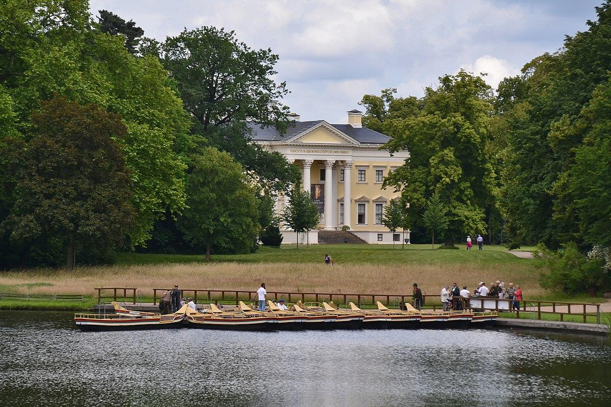 Dessau Worlitzer Gartenreich Wikipedia
