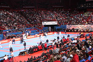 World Karate Federation - WKF Karate WC 2012 Paris-Bercy