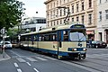 WLB 120, Johann-Strauß-Gasse tram stop, Vienna, 2019 (01).jpg