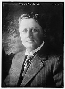 William Wrigley, Jr.