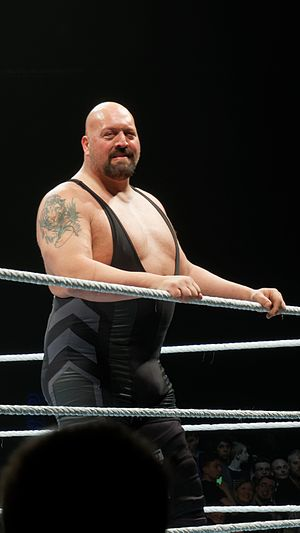 Big Show - Big Show in April 2016