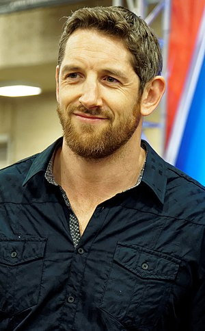 Wade Barrett - Barrett in March 2016