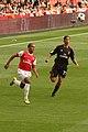 Walcott & Antonini Emirates Cup 2010.jpg
