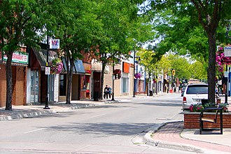 Wallaceburg - Image: Wallaceburg ON