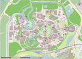 Walt Disney World open street map.png