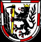Das Wappen von Arzberg
