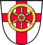 Das Wappen von Lahnstein