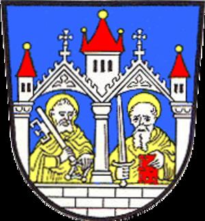 Volkmarsen - Image: Wappen Volkmarsen