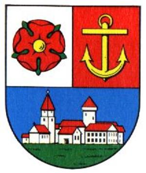 Riesa - Image: Wappen riesa