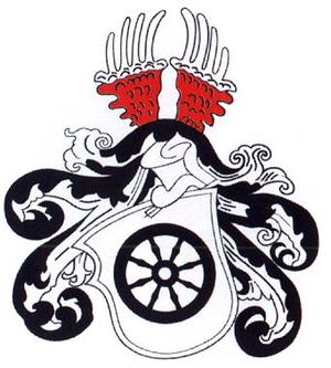 Großvargula - Image: Wappen von Großvargula