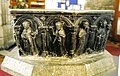 Wareham parish church, font detail - geograph.org.uk - 531208.jpg