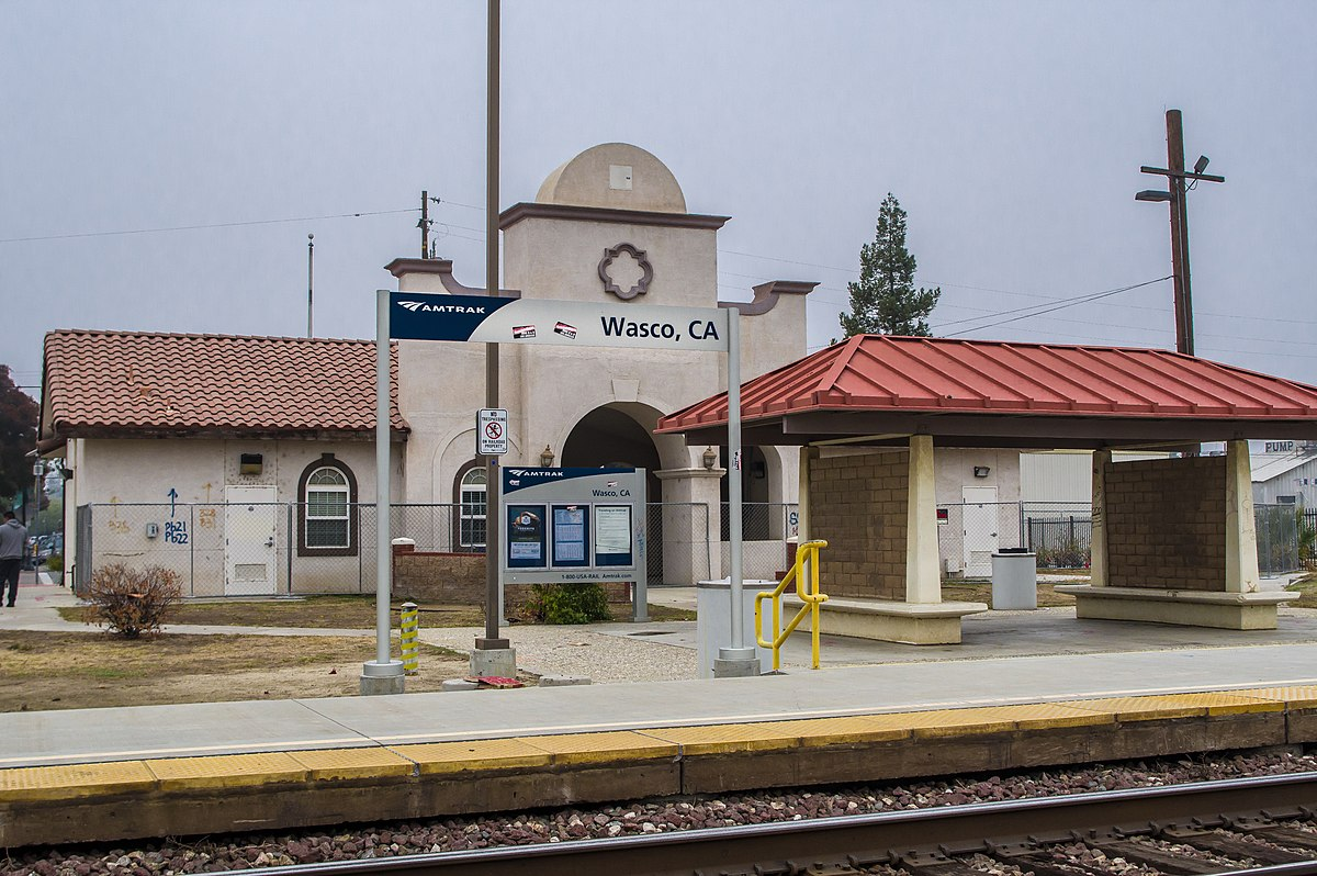 Image Result For City Of Wasco