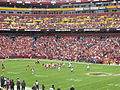 Washington Redskins Vs Atlanta Falcons 07.10.2012 FedEx 005.JPG