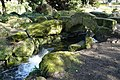 Waterfall in Beddington Park - geograph.org.uk - 1208949.jpg