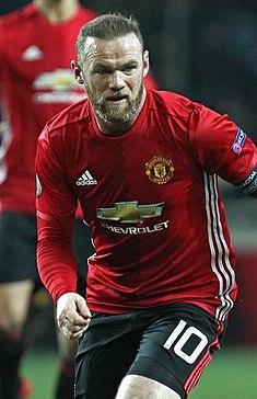 Wayne Rooney Größe