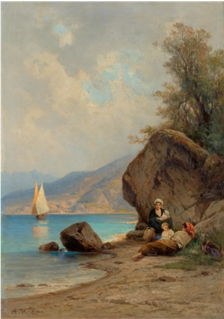 Swiss painter
