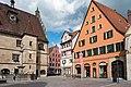 Weißenburg in Bayern, Luitpoldstraße 1, 2, Marktplatz 3 20170819 001.jpg