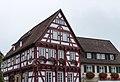 Weilheim an der Teck. Bürgerhaus, Marktpl. 4, 73235 (Nationales Denkmal) 02.jpg