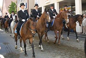 Blutritt - Weingarten Blutritt, 2007