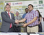 Welcoming Olives to Punjab! USAID and Punjab Agriculture Department Advance the Emerging Olive Sector in Potohar (36030959880).jpg