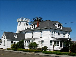 Weller House (Fort Bragg, California) United States historic place