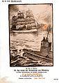 Werbeanzeige für den Spielfilm Zwei blaue Jungen, Deutschland 1917.jpg