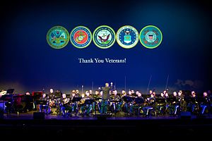 West Point Band - Image: West Point Band Concert Band