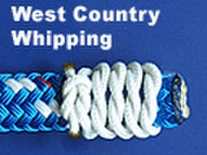 Rope splicing wikivividly whipping knot west country whipping fandeluxe Gallery