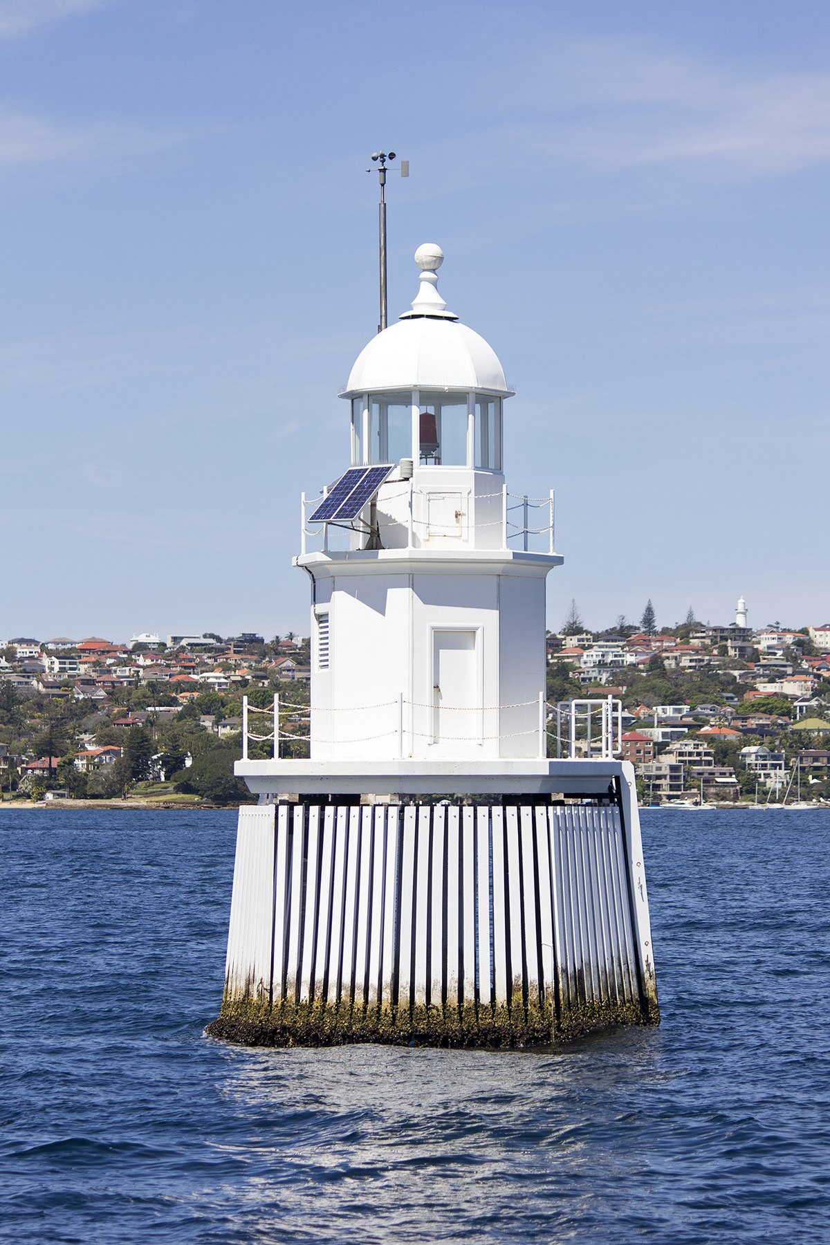 Western Channel Pile Light Wikipedia - Wedding Cakes Sydney West