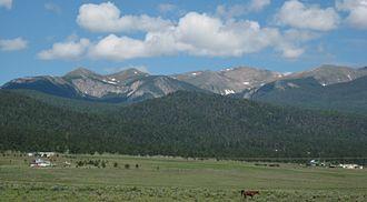 Wheeler Peak (New Mexico) - Wheeler Peak