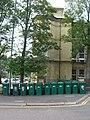 Wheelie Bins, The Drive - geograph.org.uk - 241236.jpg