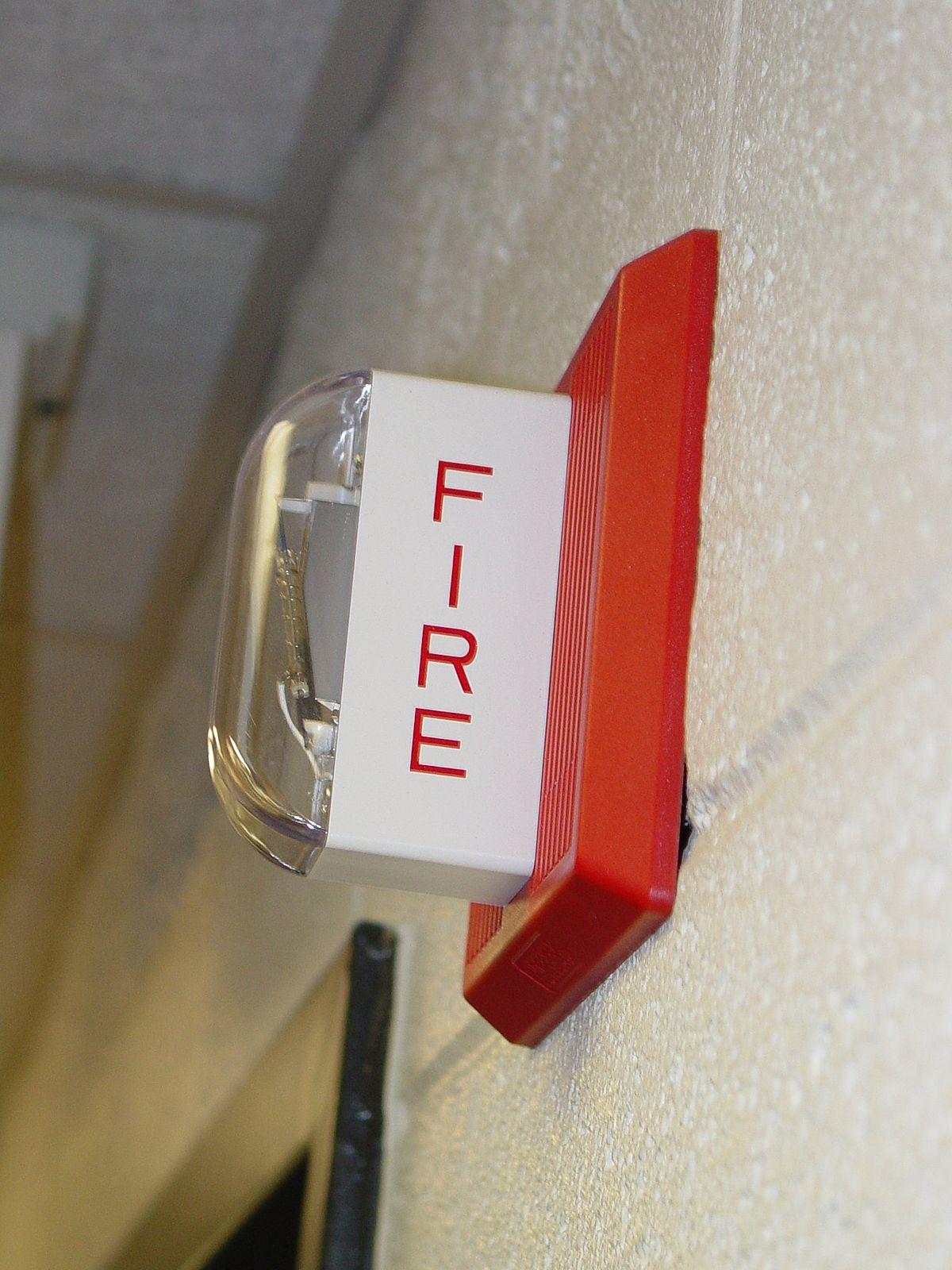 Fire Alarm Wikimedia Commons