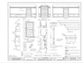 White House, 1822 Broad Street, Augusta, Richmond County, GA HABS GA,123-AUG,8- (sheet 6 of 8).png